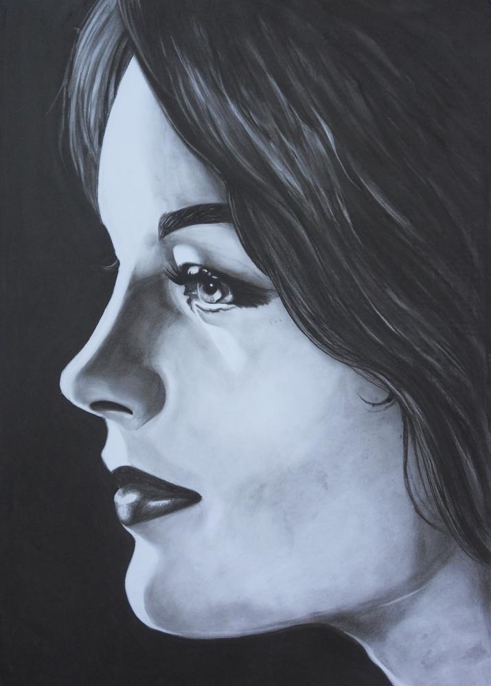 Romy Schneider by edwood.zero